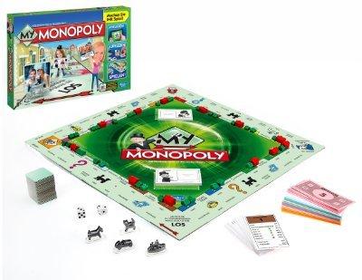 [lokal real,- Monschau] Hasbro MyMonopoly