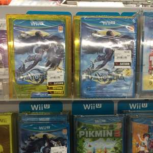 Lokal Berlin Saturn gesundbrunnencenter bayonetta 2 wiiu 15€
