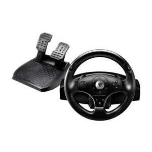 Thrustmaster T100 Force Feedback - Lenkrad für PS4 und Project Cars