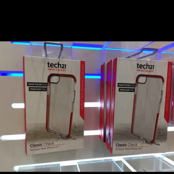 Tech21 Cases für Iphone 6 & 6plus