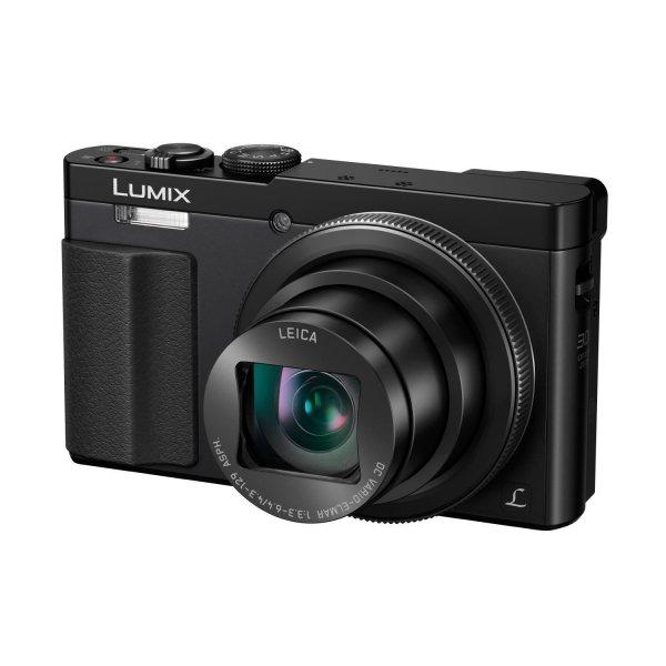 Panasonic Lumix DMC-TZ71 schwarz für 321,21 Preisänderung nun 350,01