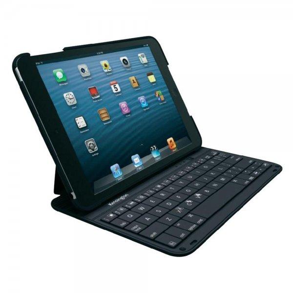 [Conrad] Kensington KeyFolio Bluetooth Tastatur iPad mini 1/2/3 + Füllartikel im Wert von 5€ für 19,50€ *** für iPad 2/3/4 für 27,90€ [Allyouneed]