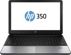 HP 350 G1 - Core i5-4200U, 4GB RAM, 750GB HDD, 15,6 Display matt - 319€ - Cyberport