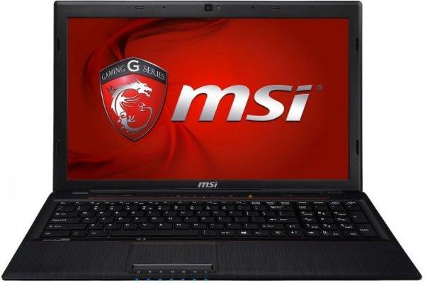 MSI GP60-Proi545FD - i5-4210H, GTX 850M, 15,6 Zoll Full-HD matt - 604,99€ - Cyberport.de