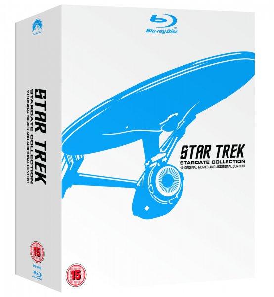 Blu-ray Box - Star Trek: Stardate Collection (12 Discs) für €59,72 [@eBay.de]