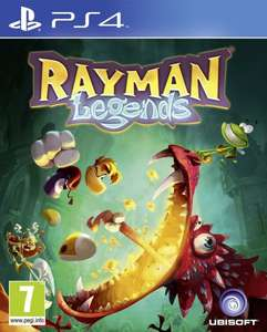 Sony PS4 - Rayman Legends für €16,68 [@Wowhd.co.uk]