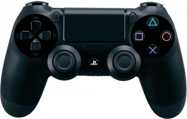 Sony Playstation 4 Dualshock Controller schwarz Versandkostenfrei für 45,55€ - Digitalo.de