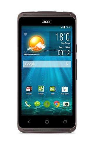 [Amazon.fr] Acer Liquid Z410 LTE (4,5'' qHD IPS, 1,5 GHz Quadcore MT6732 64 Bit, 1GB RAM, 8GB intern) für 110€