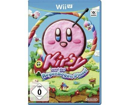Kirby und der Regenbogen-Pinsel Wii U für 29,98€ @SMDV.de mit 5€ Gutschein XCA5BV