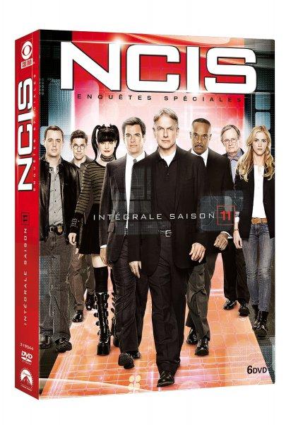 NCIS komplette Staffel 11 mit deutschem Ton
