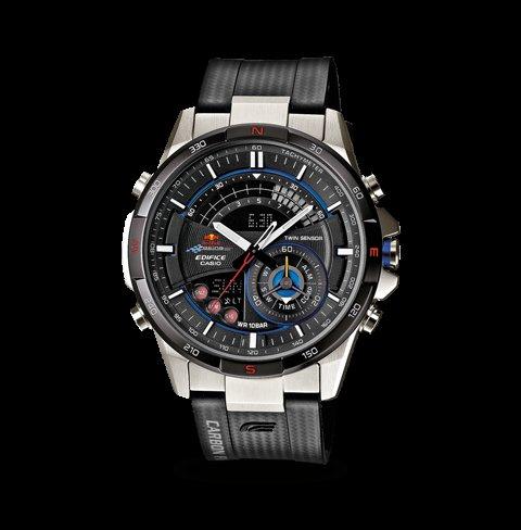 Casio Herrenuhr Red Bull Racing Limited Edition ERA-200RB-1AER für 204,00€ inkl. Versand @Uhr.de