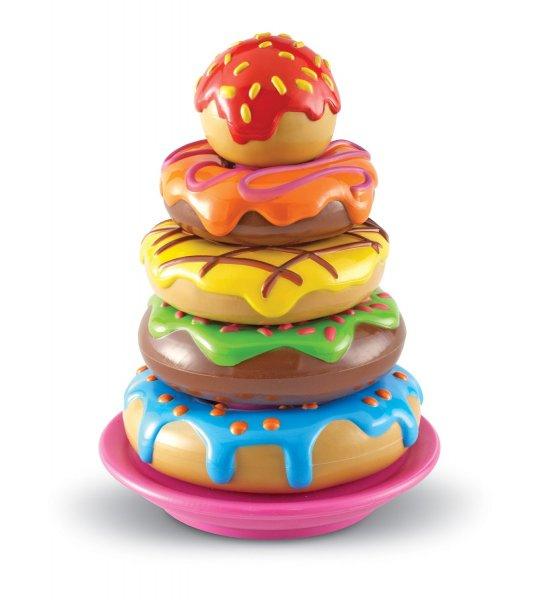 Doughnuts Steck- und Stapelspiel für 10,13€ bei Amazon (Prime)