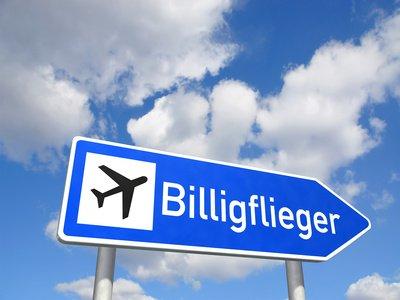 Derzeit bis zu 30€ Rabatt bei Air Berlin über Billigflieger.de