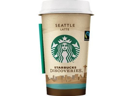 [Edeka Südwest] Starbucks Discoveries® für 0,79 € statt 1,69 € vom 11.05 bis 16.05
