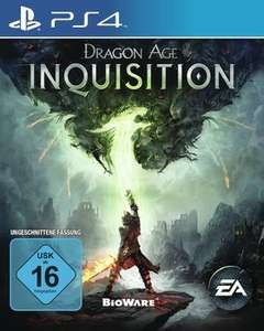 Dragon Age: Inquisition im PS Store für 35€