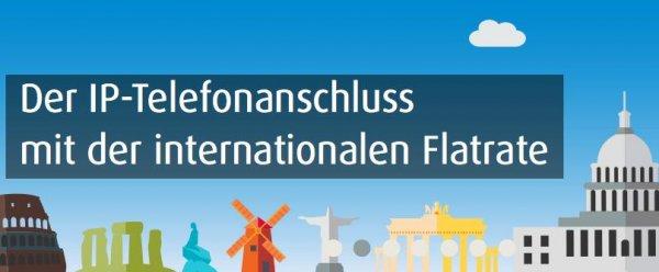 Festnetz-Flatrate in 40 Länder