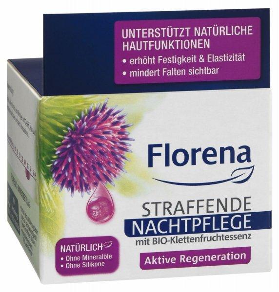 [JAWOLL] Florena Tages-/Nachtpflege-Tiegel 50 ml versch. Sorten für nur 2,99€