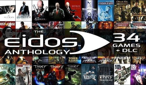 [Humble Store] Eidos Anthology Bundle - 34 Games + DLC für 51,99€