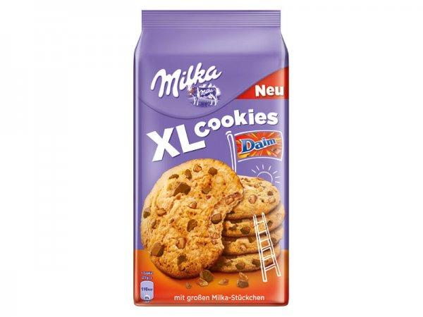 [THOMAS PHILIPPS]KW21: 4x Milka XL Choco Cookies Daim (4x184g) für 3,92€ = 0,98€/Packung (Angebot + Scondoo)