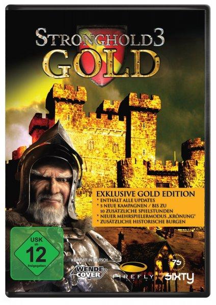 [STEAM] Stronghold 3 Gold für 0,92 Euro bei GMG!