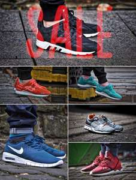 Coole Sneaker bei Afew bis zu 60% + zusätzlichem 10% Gutschein