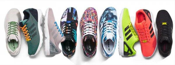 [Caliroots.com] Verschiedene Adidas ZX Flux Modelle 30% günstiger