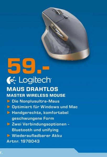 (Lokal Bochum) Logitech MX Master für 59€ @ Saturn