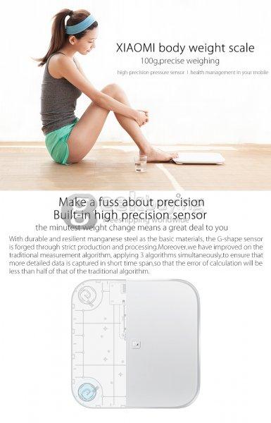 [CN] Xiaomi Mi Smart Scale für 22,86€ + 19% EUSt @Geekbuying
