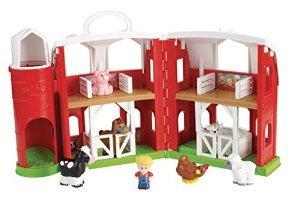 Mattel Fisher-Price CHJ51 - Little People Tierfreunde Bauernhof für nur 26,84 € , @Amazon
