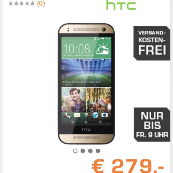 HTC ONE Mini 2 Gold [Mit NL-Gutschein (5€) für 274€]