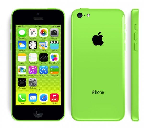 [Aliexpress] Apple iPhone 5C, 8GB/16GB/32GB für ca. 165€/175€/220€ zzgl. Einfuhr/Zoll