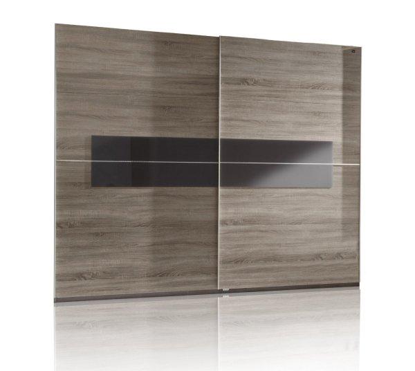 [Amazon.de] Schwebetürenschrank Pleasure 250 x 218 x 65 cm 278,10€