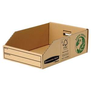 Bankers Box Earth Series Kleinteilebox 200mm, 50 Stück  @Amazon