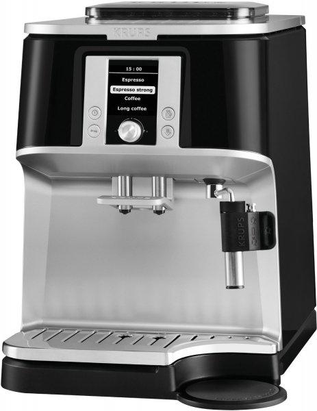 [Amazon] Krups EA8340 Espresso-Kaffee-Vollautomat (15 bar, LC-Display) schwarz 299€ inkl. Versand