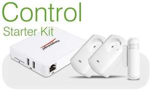 [Alternate] Hauppauge mySmarthome Control Starter Kit für 106,94€ Idealo:222,58€