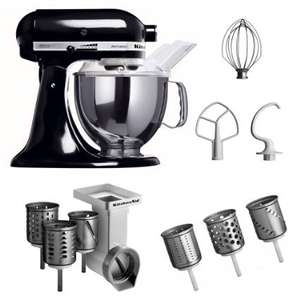 KitchenAid Artisan 499,90 € plus zubehör amazon buyvip