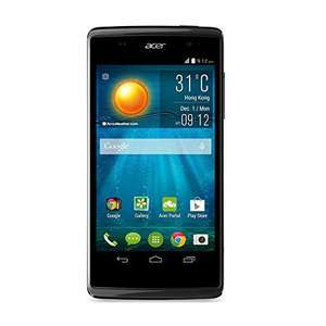 [Amazon] Acer Liquid Z500 Dual-SIM (5'' HD IPS, 1,3 GHz Quadcore, 1GB RAM, 4GB intern, microSD, Android 4.4) für 99€