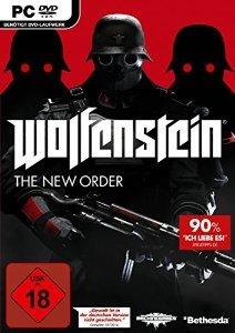 [saturn.de] Wolfenstein - The New Order PC 10 Euro