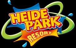 Kurzreise ins Heide Park Abenteuerhotel mit Spaßbad - 4 Personen für 111,00 Euro