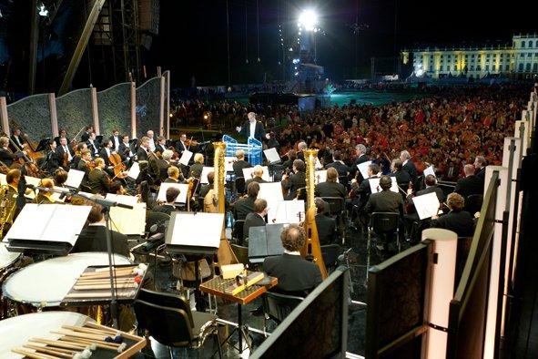 [Lokal] Wien - Sommernachtskonzert der Wiener Philharmoniker