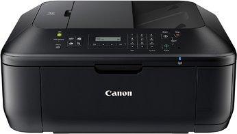 Canon MX475 PIXMA Multifunktionsgerät (Druckauflösung: 4800 x 1200 dpi, Drucker, Scanner, Kopierer, Fax, WLAN, USB) schwarz für 55,94 € @Euronics