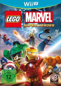 Lego Marvel: Super Heroes Wii U für 15,97€ @amazon.de Blitzangebote