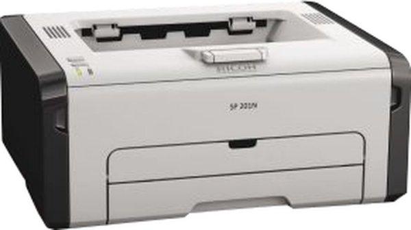 [Comtech/Comdeal] RICOH SP 211 Laserdrucker s/w (A4, Drucker, USB) für...29,-€ Versandkostenfrei