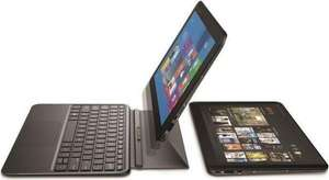 HP Pavilion x2 10-k000ng - Intel Z3736F 4x 1,33GHz, 2GB RAM, 32GB Speicher, 10 Zoll, Windows 8.1 - 249,90 - Notebooksbilliger.de