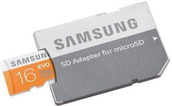[EBAY] Samsung Evo 16GB Micro-SD zum Gesamtpreis von 9,09€