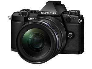 [Amazon.it] Olympus OM-D EM5 Mark II im 12-40mm Kit füt 1630€