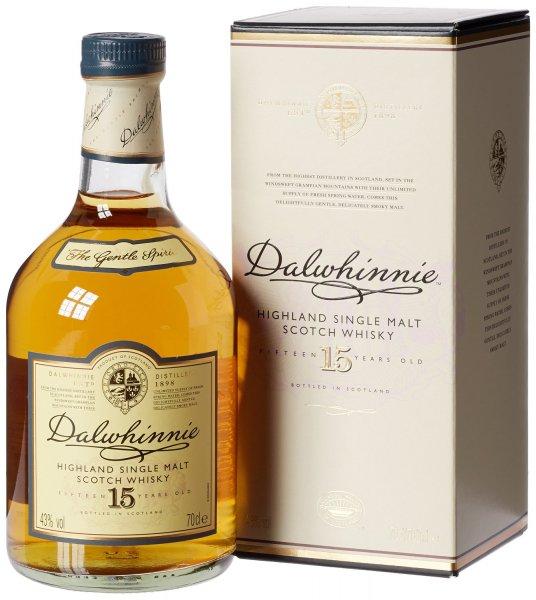 [Amazon] Dalwhinnie 15 Jahre Highland Single Malt Scotch Whisky