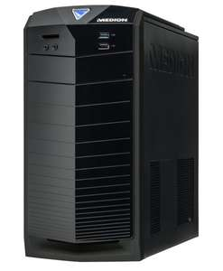 MEDION AKOYA P5362 - i5-4460, 8GB RAM, 2TB HDD, GeForce 750, Windows 8 - 449€ - ebay/Medion-B-Ware