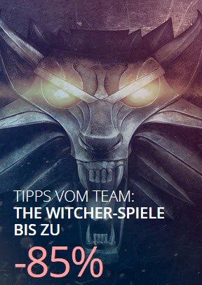 [GOG.com] The Witcher-Spiele DRM-frei bis zu 85% reduziert, z.B. Witcher 1 Enhanced Edition für 1,49