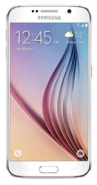 Samsung Galaxy S6 32 GB White Pearl @Ebay für 559,99€. Schwarz für 569€